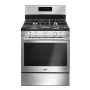 Maytag 30-inch Wide Gas Range  - Best Gas Ranges for the Money: 10-year warranty