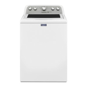 Maytag 4.3 Cu. Ft. High Efficiency Top Load Washer - Best Washers Without Agitators: Add forgotten items easily