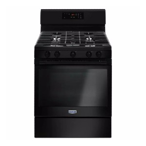 Maytag 5.0 cu. ft. Gas Range - Best Gas Ranges for Home: High-intensity burners