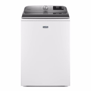 Maytag 5.3 cu. ft. Smart Capable Washing Machine - Best Washers for Large Families: It prevents wrinkles!
