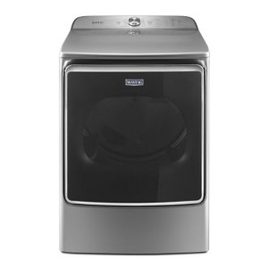 Maytag MEDB955FC Extra-Large Capacity Dryer - Best Dryers for Large Families: Best massive capacity