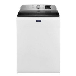 Maytag Top Load Washer with Deep Fill - Best Washers Without Agitators: 10 year warranty
