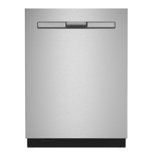 Maytag Dishwasher with Third Level Rack - Best Dishwasher for Wine Glasses: The quietest