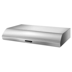 Maytag UXT5236BDS 36 Inch Under Cabinet Range Hood - Best Range Hood for Indian Cooking: Takes care the air