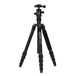 MeFOTO RoadTrip Classic Travel Tripod - Best Tripods for Landscape Photography: 360-degree panning