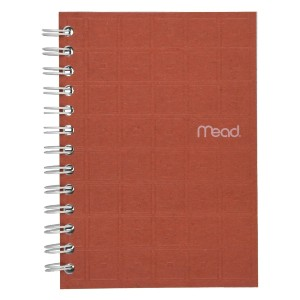 Mead Spiral Notebook - Best Notebooks for College:  Double-Sided for Plenty of Notetaking Space