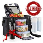 10 Reviews: Best Food Storage Container (Oct  2020): All-in-one meal prep kit