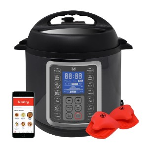 Mealthy MultiPot - Best Cookers for Rice: Easy-Touch Control Panel