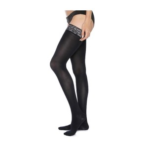 Mediven Comfort Thigh High, Lace Band - Best Thigh High Compression Socks: Lace Stay-Up Band Enhanced with Silicone
