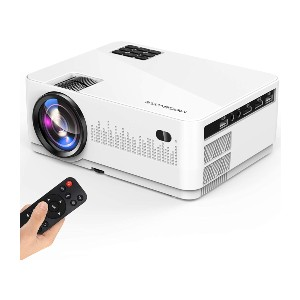 MegaWise 1080P Video Projector - Best Projectors on Amazon: Upgraded Cooling and Noise Suppression System