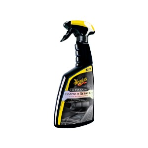 Meguiar's Direct  Ultimate Leather Detailer - Best Cleaning Solution for Car Interior: Conditioners Moisturize Leather for a Supple Look