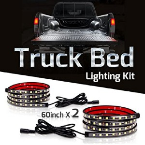 Megulla LED Truck Bed Lighting Kit - Best LED Truck Bed Lights: As bright as daylight