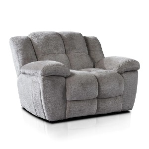 American Signature Mellow  - Best Recliners for Heavy Person: Constructed with a Hardwood Frame for Durability