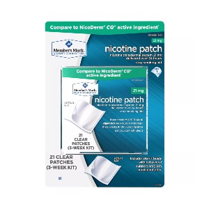 Member's Mark Nicotine Patch - Best Nicotine Patches: Designed to Help You Quit Smoking