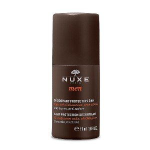 Nuxe Men's 24Hr Protection - Best Deodorant for Men: No Marks, No Stains