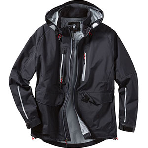 Duluth Trading Men's AKHG Stormwall Rain Jacket - Best Rain Jackets for Alaska: Generously Sized for Ease of Movement