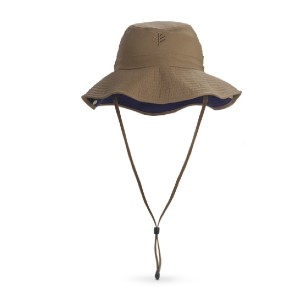 Coolibar Men's Chase Featherweight - Best Sun Hat Hiking: Travel Friendly, Crushable and Packable