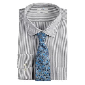 Croft & Barrow Dress Shirt & Tie Set - Best Ties for Young Professionals:  Take the guesswork away