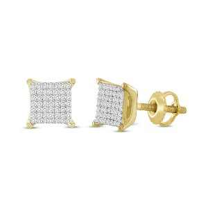 Jared Men's Diamond Stud Earrings - Best Jewelry for 18th Birthday: Best for both men and women
