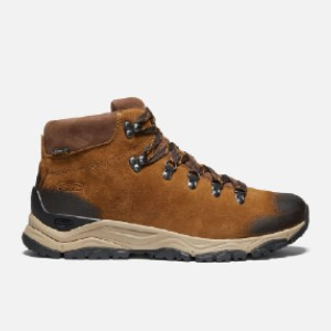Keen Feldberg APX - Best Boots with Jeans: Stability Shank Delivers Lightweight Support