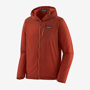 Patagonia Men's Houdini® Jacket - Best Rain Jackets for Running: Adjustable Hood