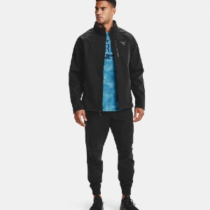 Under Armour Men's Project Rock Jacket - Best Activewear for Men: Approved by the Rock