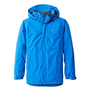 L.L.Bean Men's Stowaway Rain Jacket - Best Rain Jackets for Scotland: Windbreaker for Your Nice Catch
