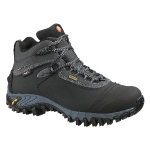MERRELL Men's Thermo 6 Waterproof Synthetic - Best Boots for Ice Fishing: Waterproof Construction