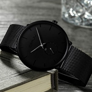 CRRJU Mens Watches Ultra - Best Formal Watches for Men: The most affordable