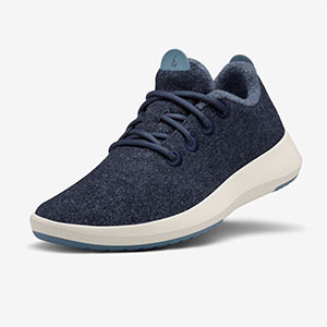 Allbirds Wool Runner Mizzles - Best Waterproof Shoes for Nurses: Minimizes Odor and Machine Washable