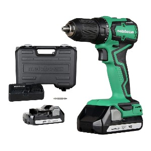 Metabo HPT DS18DDX - Best Drill for Home Use: Lifetime Warranty on the Tool Body