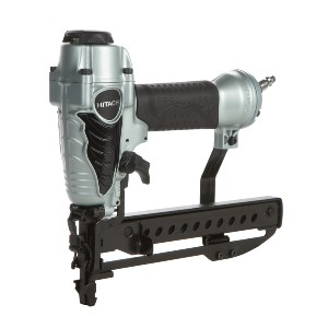 Hitachi Metabo HPT N3804AB3M - Best Staple Gun for Wood: Lightweight and Compact for Easy Use in Tight Spaces