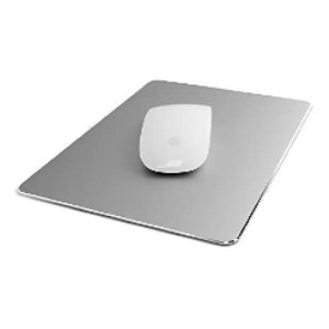 XYYZ Metal Aluminum Mouse pad - Best Mouse Pad for Magic Mouse: Smooth Movement