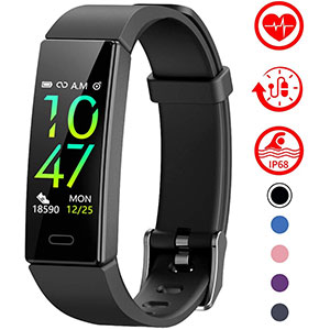 Mgaolo Fitness Tracker - Best Fitness Trackers: Activity Tracker with 10 Sport Modes