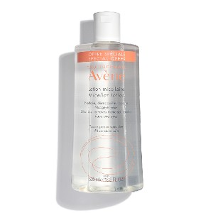 Avène Micellar Lotion Cleanser & Make-Up Remover - Best Makeup Remover for Acne Prone Skin: 3-in-1 No Rinse Cleanser