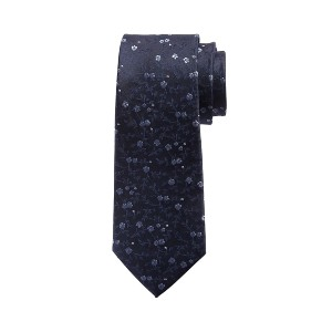 Banana Republic Micro Floral Nanotex® Tie - Best Ties for Blue Suit: Stay spotlessly clean