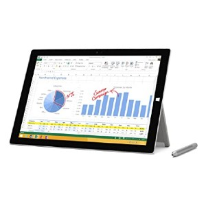 Microsoft Surface Pro 3  - Best Tablet for Old People: Laptop replacement