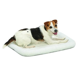 Midwest Bolster Pet Bed - Best Dog Travel Beds: Simple but works well