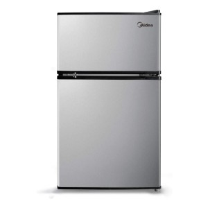 Midea 3.1 Cu. Ft. Compact Refrigerator - Best Refrigerator for Basement: Perfect dimensions