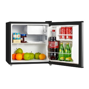 Midea WHS-65LSS1 1.6 Cu. Ft. Compact Refrigerator - Best Refrigerator for Apartment: No-frill appliance