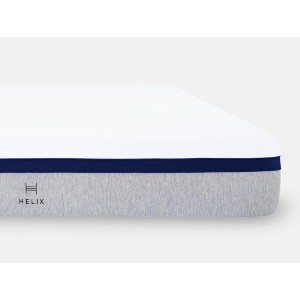 Helix Midnight - Best Hybrid Mattress for Back Pain: Layers Designed for Pressure Relief