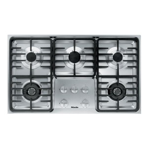 Miele KM3475G 36 Inch Natural Gas Cooktop  - Best Professional Cooktops: Best for high-temperature cooking