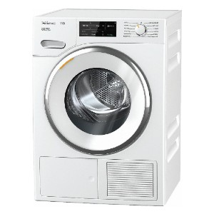 Miele TWI180WP Electric Dryer White - Best Compact Dryers: Add your favorite scent