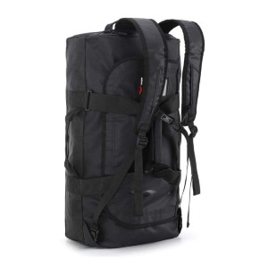 MIER Convertible Duffle  - Best Waterproof Backpack for Hiking: Water-Resistant ID Pocket on The Top