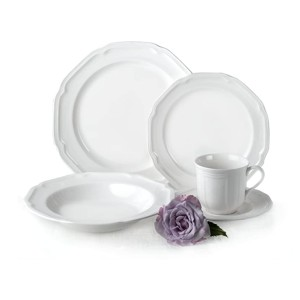 Mikasa Antique White - Best Porcelain Dishes: For elegant casual dining