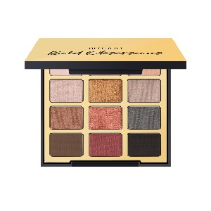 Milani Bold Obsessions Eyeshadow Palette - Best Affordable Eyeshadow Palette: 12 High Pigment Matte Eyeshadow