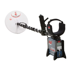 Minelab GPX 5000 Gold Detector - Best Metal Detector for Gold Jewelry: Four Motion Modes