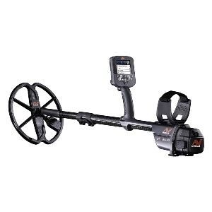 Minelab CTX 3030 Metal Detector - Best Metal Detector for Relic Hunting: Removable Rechargeable Battery