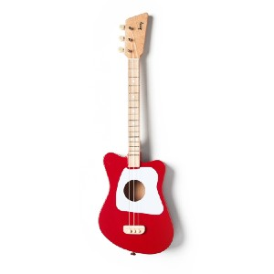 Loog Guitars Mini Guitar - Best Wooden Toys for Toddlers: Comes with accompanying app