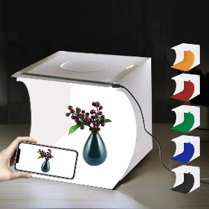 PULUZ Mini Photo Studio Box - Best Lightbox for Photography: Best for budget